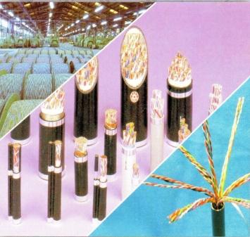 Communication copper cable