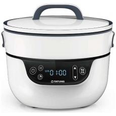 無水調理のできるグリル鍋「フュージョンクッカー」
